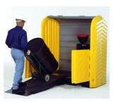bunded outdoor storage
