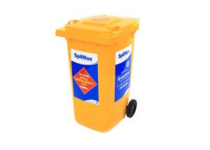 spill kit wheelie