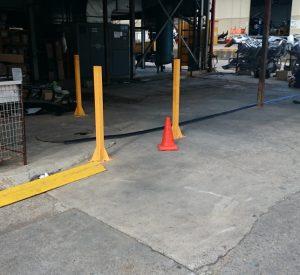 TJM Manufacturing Wash Bay Bunding